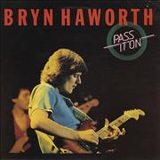 Click here for more info about 'Bryn Haworth - Pass It On'