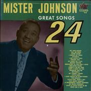Click here for more info about 'Bubber Johnson - Mister Johnson - 24 Great Songs'