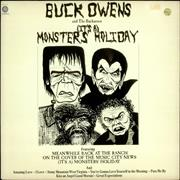 Click here for more info about 'Buck Owens - (It's A) Monsters' Holiday'