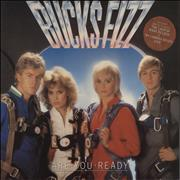 Click here for more info about 'Bucks Fizz - Are You Ready + merch inserts'