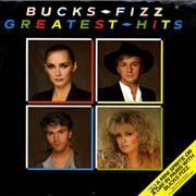 Click here for more info about 'Bucks Fizz - Greatest Hits - Competition Sleeve - EX'