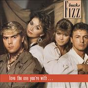 Click here for more info about 'Bucks Fizz - Love The One You're With'
