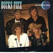 Click here for more info about 'Bucks Fizz - Magical'
