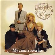 Click here for more info about 'Bucks Fizz - My Camera Never Lies'