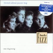 Click here for more info about 'Bucks Fizz - New Beginning + Poster Sleeve'