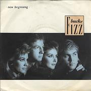 Click here for more info about 'Bucks Fizz - New Beginning'