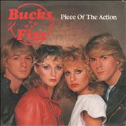 Click here for more info about 'Bucks Fizz - Piece Of The Action'