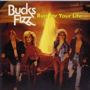 Click here for more info about 'Bucks Fizz - Run For Your Life'
