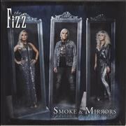 Click here for more info about 'Bucks Fizz - Smoke & Mirrors'