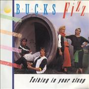 Click here for more info about 'Bucks Fizz - Talking In Your Sleep'