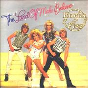 Click here for more info about 'Bucks Fizz - The Land Of Make Believe - P/S'