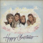 Click here for more info about 'Bucks Fizz - The Land Of Make Believe - Xmas Pack + Wall Frieze'