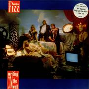 Click here for more info about 'Bucks Fizz - Writing On The Wall - Stickered'