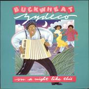 Click here for more info about 'Buckwheat Zydeco - On A Night Like This'