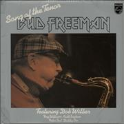 Click here for more info about 'Bud Freeman - Song Of The Tenor'
