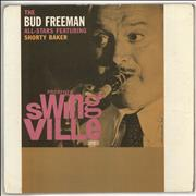 Click here for more info about 'Bud Freeman - The Bud Freeman All-Stars Featuring Shorty Baker'