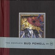 Click here for more info about 'Bud Powell - The Complete Bud Powell On Verve'