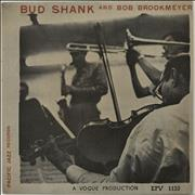 Click here for more info about 'Bud Shank - Bud Shank And Bob Brookmeyer EP'