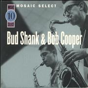 Click here for more info about 'Bud Shank - Mosaic Select 10'