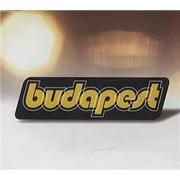 Budapest Sample Tracks From Too Blind To Hear UK CD single Promo