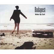 Budapest Wake Up Call UK CD single