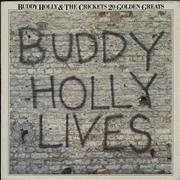 Click here for more info about 'Buddy Holly - 20 Golden Greats'