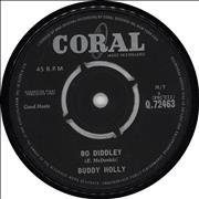 Click here for more info about 'Buddy Holly - Bo Diddley'