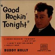 Click here for more info about 'Buddy Holly - Good Rockin' Tonight'