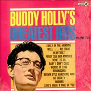 Click here for more info about 'Buddy Holly - Greatest Hits Volume Two'