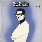 Click here for more info about 'Buddy Holly - He's The One'