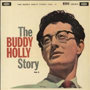 Click here for more info about 'Buddy Holly - The Buddy Holly Story Vol. II - Scalloped'