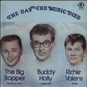 Click here for more info about 'Buddy Holly - The Day The Music Died'
