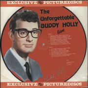 Click here for more info about 'The Unforgettable Buddy Holly Live'