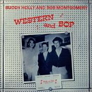 Click here for more info about 'Buddy Holly - Western And Bop'