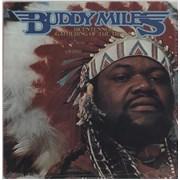Buddy Miles Bicentennial Gathering Of The Tribes USA vinyl LP