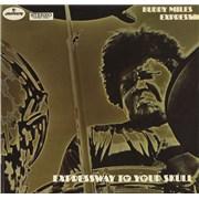 Buddy Miles Expressway To Your Skull UK vinyl LP