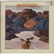Buddy Miles Live USA 2-LP vinyl set
