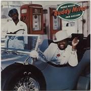 Buddy Miles More Miles Per Gallon USA vinyl LP