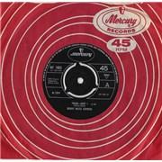 "Buddy Miles Train - 3pr UK 7"" vinyl"