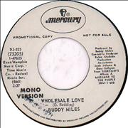 Click here for more info about 'Buddy Miles - Wholesale Love'
