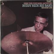 Click here for more info about 'Buddy Rich - Keep The Customer Satisfied'