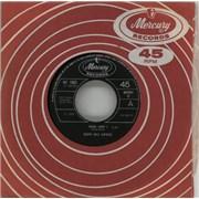 "Buddy Miles Train - Wide UK 7"" vinyl"
