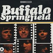 Click here for more info about 'Buffalo Springfield - Buffalo Springfield - Yellow Label'