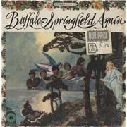Buffalo Springfield Buffalo Springfield Again - 1st USA vinyl LP