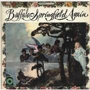 Buffalo Springfield Buffalo Springfield Again - 2nd - Yellow Label - EX USA vinyl LP