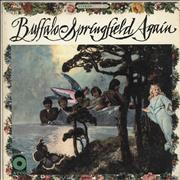 Click here for more info about 'Buffalo Springfield Again - 2nd - Yellow Label - EX'