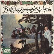 Buffalo Springfield Buffalo Springfield Again UK vinyl LP