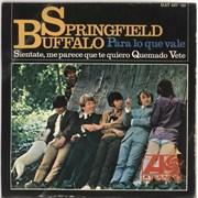 """Buffalo Springfield Para Lo Que Vale EP Spain 7"""" vinyl"""