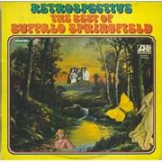 Buffalo Springfield Retrospective - EX UK vinyl LP