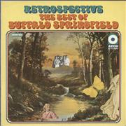 Buffalo Springfield Retrospective - The Best Of Buffalo Springfield Canada vinyl LP